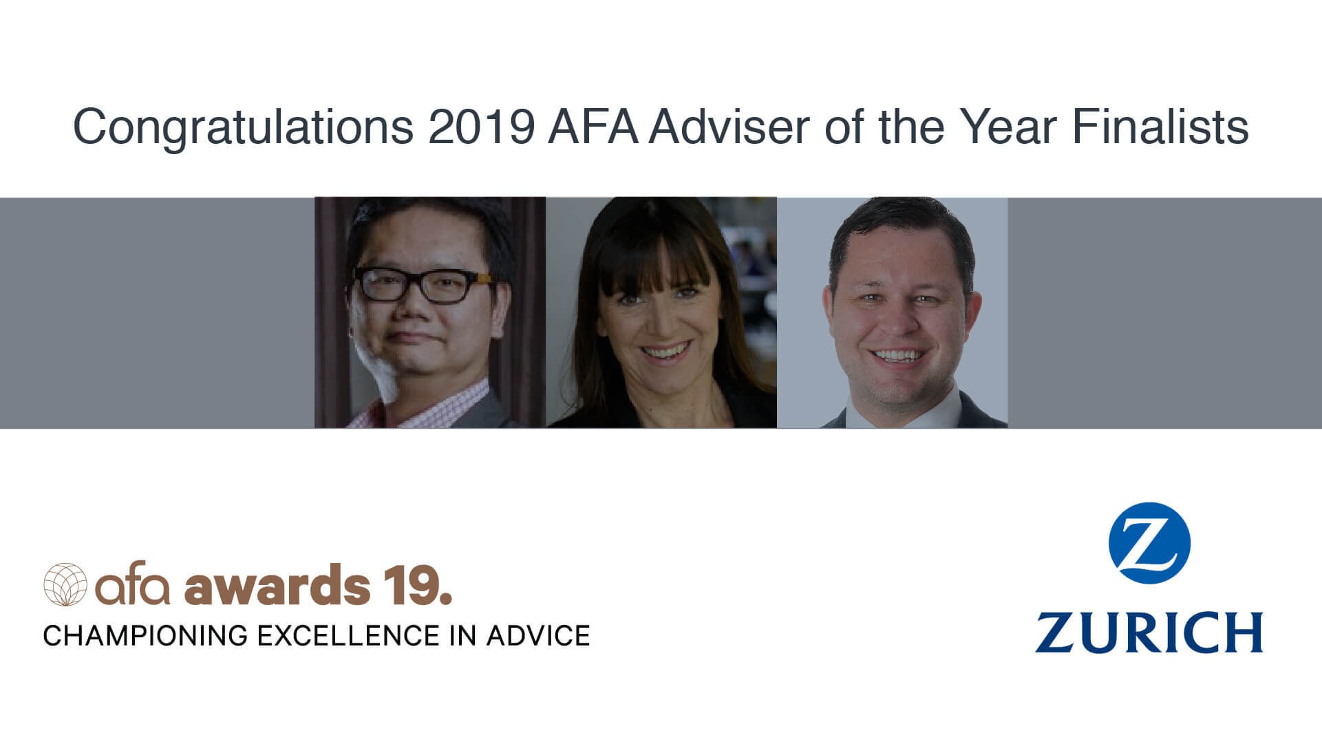 AFA 2019 Adviser of the Year Finalists Announced