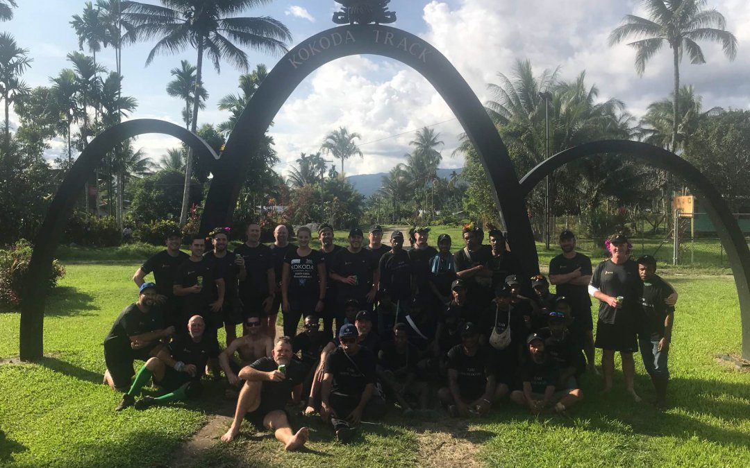 AFA Foundation Makes History Raising $117,000 On Kokoda Trail